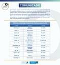 COMUNICADO INTERLEGIS - Suspensão temporária de oficinas