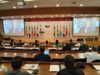 Coordenador de Educação Superior do Interlegis participa de conferência internacional sobre relações entre a América Latina e Taiwan