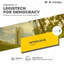 Dia Internacional da Democracia: Interlegis integra evento mundial sobre transformação digital no Legislativo