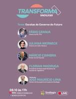 Diretor-executivo do Interlegis participará de Live sobre Escolas de Governo do futuro