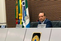 Diretor Executivo do Interlegis visita Câmara Municipal do Rio Grande (RS)