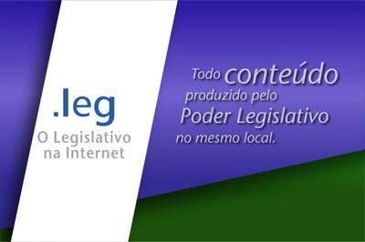A extensão caracteriza e unifica os sites de órgãos do Poder Legislativo brasileiro na internet, como acontece com o Executivo e Judiciário, que possuem seus próprios domínios.