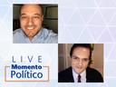 Imprensa e Política marcam a estreia da Live Momento Político com o Diretor Executivo do Interlegis