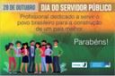 Interlegis destaca importância do papel do servidor público para a sociedade e para o desenvolvimento do país