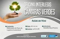 Interlegis lança Oficina Câmaras Verdes com aulas ao vivo