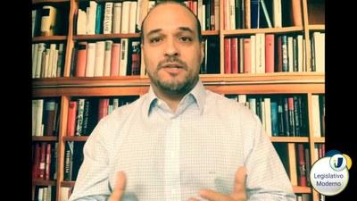 Marcio Coimbra: transformamos a Escola do Legislativo numa plataforma digital