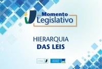 Momento Legislativo: Hierarquia das Leis