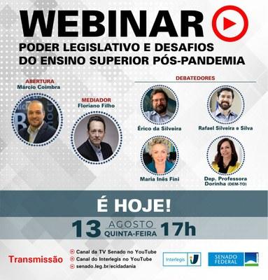 Especialistas nas áreas de Educação e Comunicação irão debater a necessidade de adaptação dos cursos de ensino superior no Brasil.
