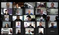 Interlegis realiza Treinamento Conhecimento Legislativo para vereadores de Santa Catarina