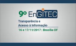 9º EnGitec - Transparência e Acesso à Informação