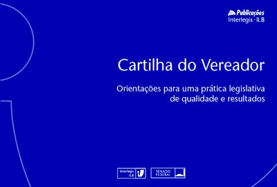 Cartilha do vereador