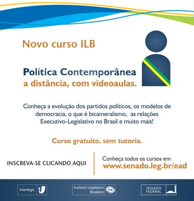 Mail MKT Curso Política Contemporânea